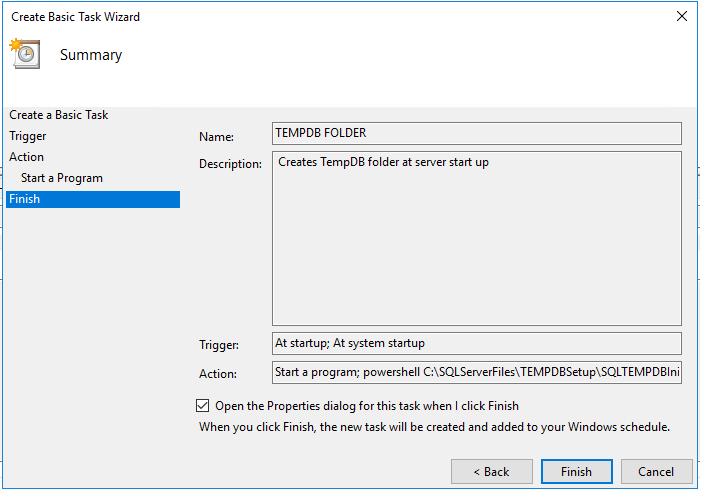 Configure SQL Server TempDB on SSDs in Azure Virtual